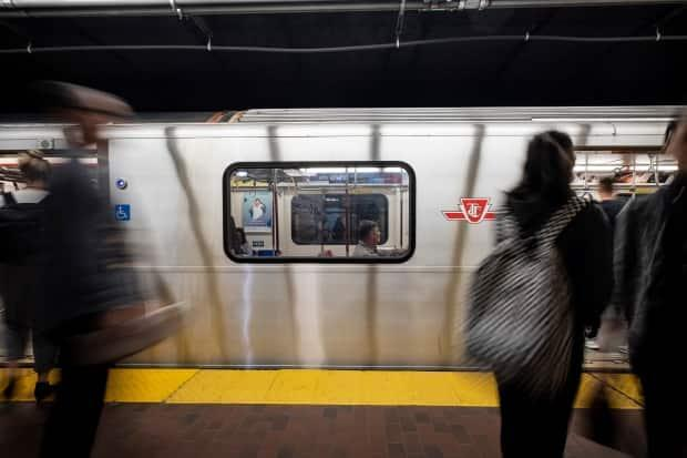 Black and Indigenous riders were more likely than white riders to be formally charged or cautioned by TTC fare inspectors and special constables in enforcement incidents, whether they be on transit routes, locations or stations, the review found. (Evan Mitsui/CBC - image credit)
