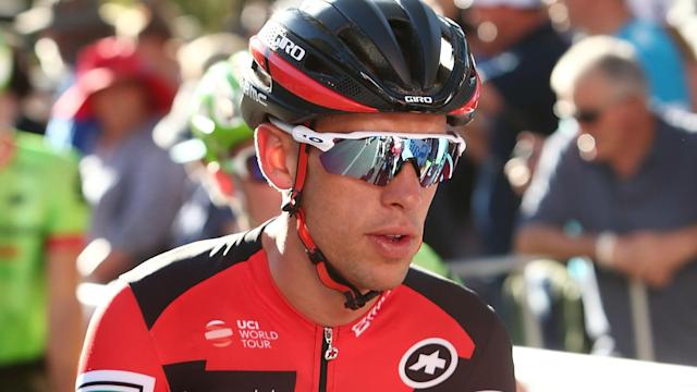 Following his victory in the Tour Down Under, Richie Porte topped the podium again at the Tour de Romandie.