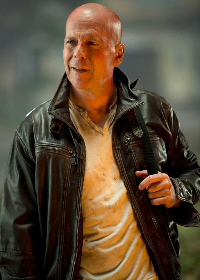 "Bruce Willis in Twentieth Century Fox ""A Good Day to Die Hard"" - 2013"
