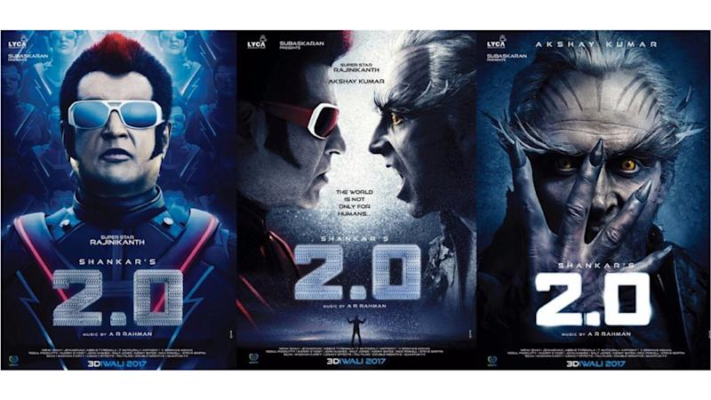 Rajinikanth & Akshay Kumar's '2.0' Release Pushed to April 2018?