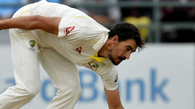 Injured Starc ruled out as Sayers handed debut