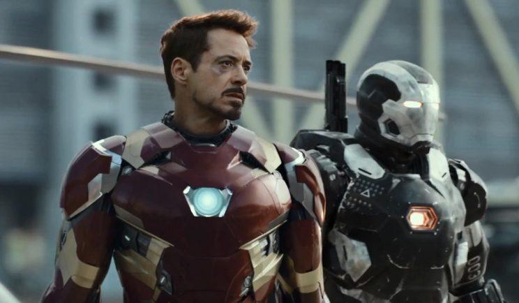 Robert Downy Jr doesn't want to outstay his welcome - Credit: Marvel