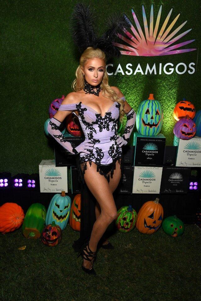 Paris Hilton Casamigos Party