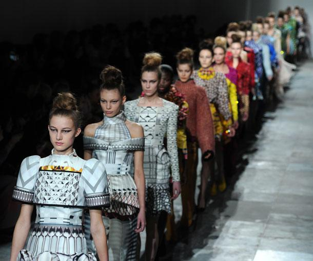 Mary Katrantzou to Launch a Plus Size Range on Net-a-Porter?