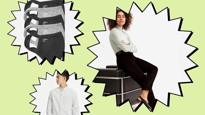 Photo Illustration by The Daily Beast/Scouted/Everlane