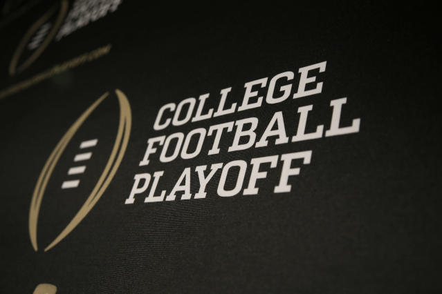 Will the College Football Playoff expand? One nightmare scenario this season might just anger several conferences enough to ignite a change. (AP)