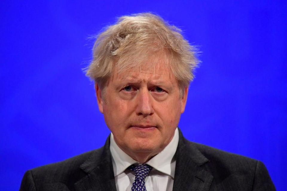 Cutting Universal Credit by £20 would show that Boris Johnson has 'no shame' Nicola Sturgeon said. (Toby Melville/PA)