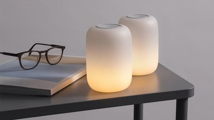 How cute are these little wake-up lights?