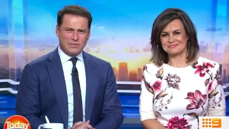 The show hoped they could return to Karl and Lisa level ratings. Photo: Nine