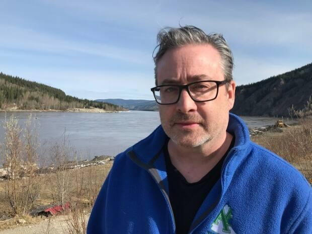 Wayne Potoroka, pictured here in 2018, served for three terms on council before his three terms as mayor of Dawson City, Yukon. He announced he won't seek a fourth term on Facebook last week.  (Jane Sponagle/CBC - image credit)