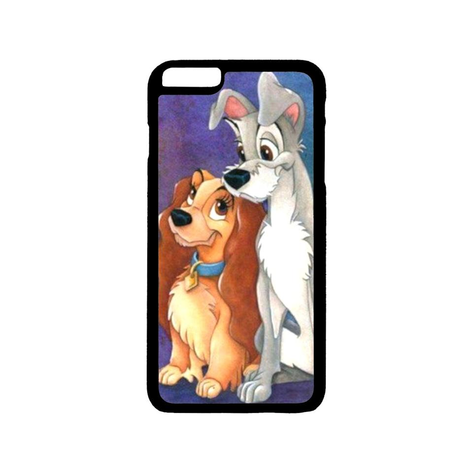 <p>How romantic is this <span>Lady and the Tramp Case</span> ($16)!?</p>