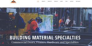 When time is of the essence— Building Material Specialties, Inc. has an extensive inventory of Division 8 and 10 products to ensure short lead times on a variety of products and materials.