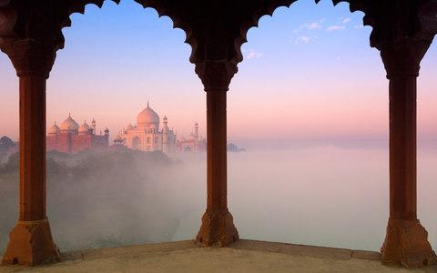 The Taj did not fail to impress - Credit: Getty