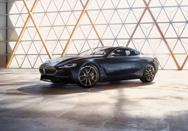 Production of BMW flagship 8 Series coupe confirmed for next year