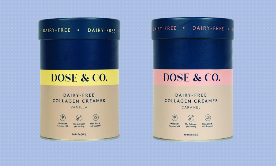 The creamer comes in dairy-free, too! (Photo: Amazon)