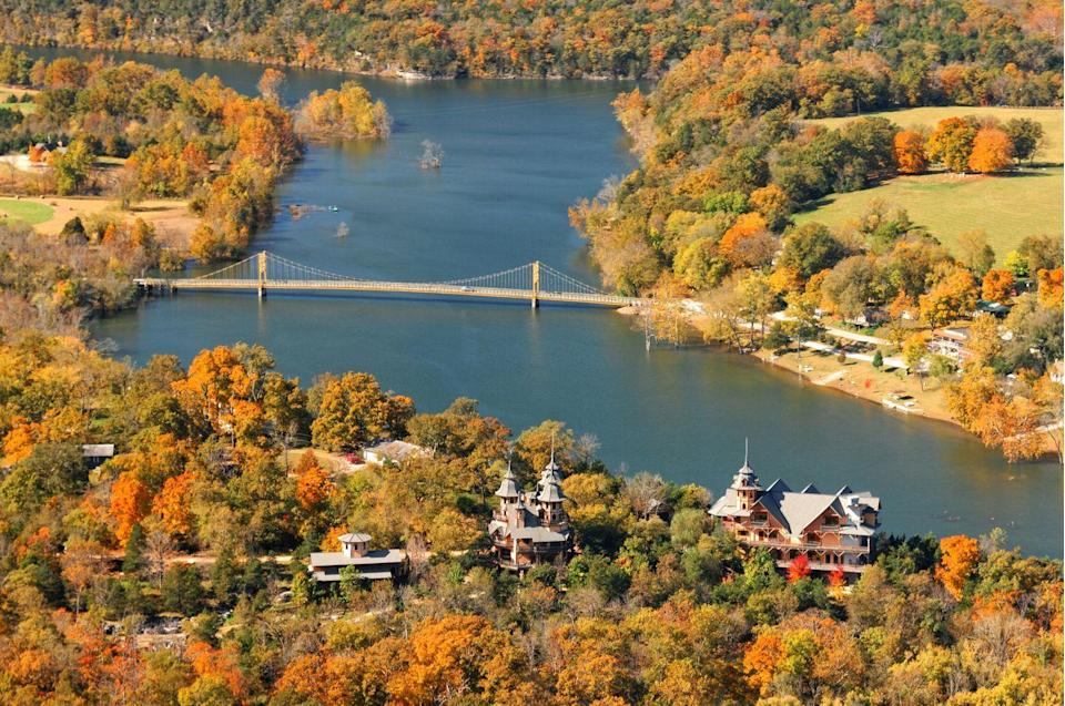"<p>Stroll through this pretty town in the Ozarks known for its Victorian architecture, charming shops, and delicious food. It's also home to the <a href=""https://www.tripadvisor.com/Hotel_Review-g31582-d76931-Reviews-1886_Crescent_Hotel_Spa-Eureka_Springs_Arkansas.html"" rel=""nofollow noopener"" target=""_blank"" data-ylk=""slk:Crescent Hotel & Spa"" class=""link rapid-noclick-resp"">Crescent Hotel & Spa</a>, one of the most haunted hotels in the U.S. If scary stories are your thing, be sure to sign up for one of their <a href=""https://www.crescent-hotel.com/thingsToDo/thingsToDoGhosts.shtml"" rel=""nofollow noopener"" target=""_blank"" data-ylk=""slk:ghost tours"" class=""link rapid-noclick-resp"">ghost tours</a>. </p><p><a class=""link rapid-noclick-resp"" href=""https://go.redirectingat.com?id=74968X1596630&url=https%3A%2F%2Fwww.tripadvisor.com%2FTourism-g31582-Eureka_Springs_Arkansas-Vacations.html&sref=https%3A%2F%2Fwww.redbookmag.com%2Flife%2Fg35212951%2Fromantic-weekend-getaways%2F"" rel=""nofollow noopener"" target=""_blank"" data-ylk=""slk:PLAN YOUR TRIP"">PLAN YOUR TRIP</a></p>"