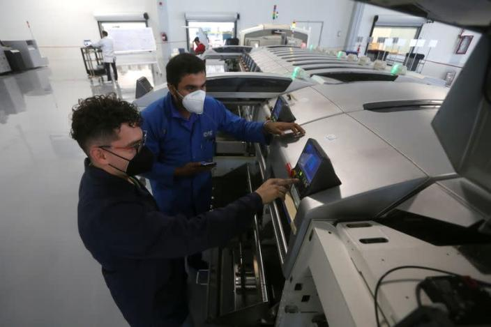 New plant of German company Continental in Aguascalientes