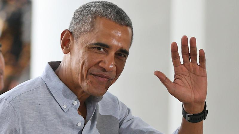 Obama Is Still President In Welcome Letter Sent To New U.S. Citizens