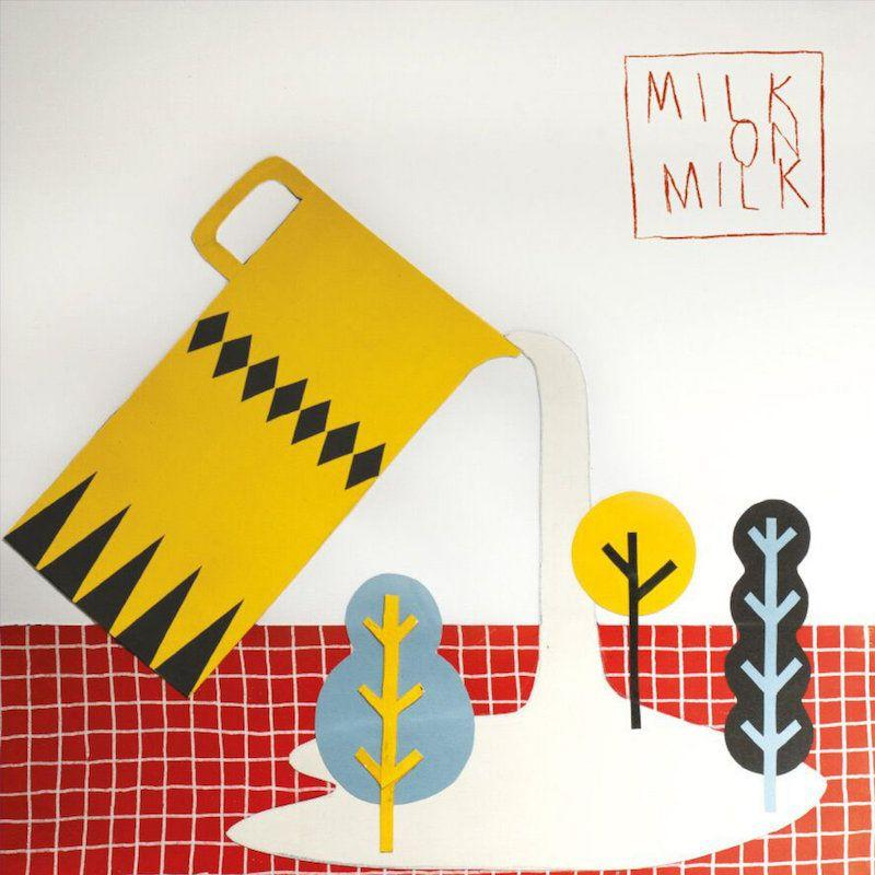 milk on milk compilation artwork Courtney Barnett covers Loose Tooths Keep On: Stream
