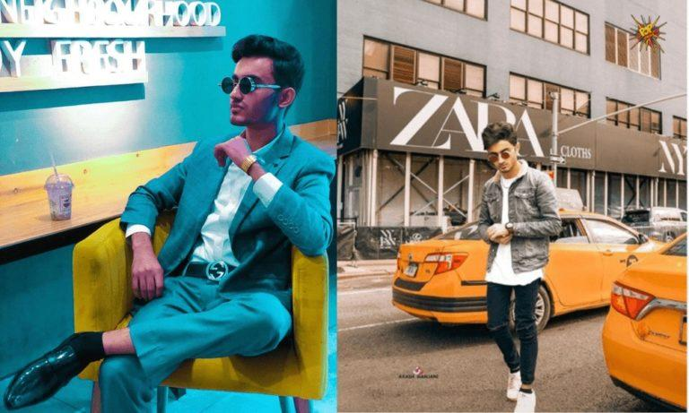 Meet Shamsullah – the promising name and an influencer in the fashion industry!