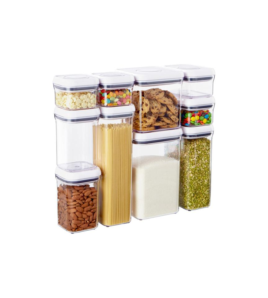 Kitchen Storage Containers For Sale: The Best Finds From The Container Store's Kitchen & Pantry