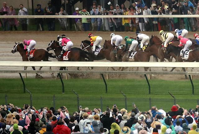 The Kentucky Derby is being postponed from May to September because of the growing concers about the coronavirus.