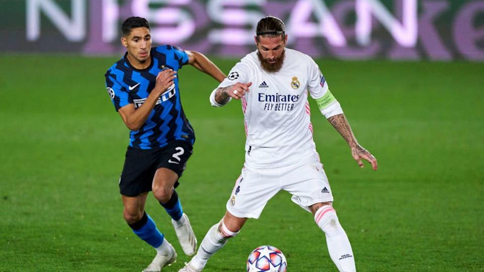 Real Madrid v FC Internazionale: Group B - UEFA Champions League | Quality Sport Images/Getty Images