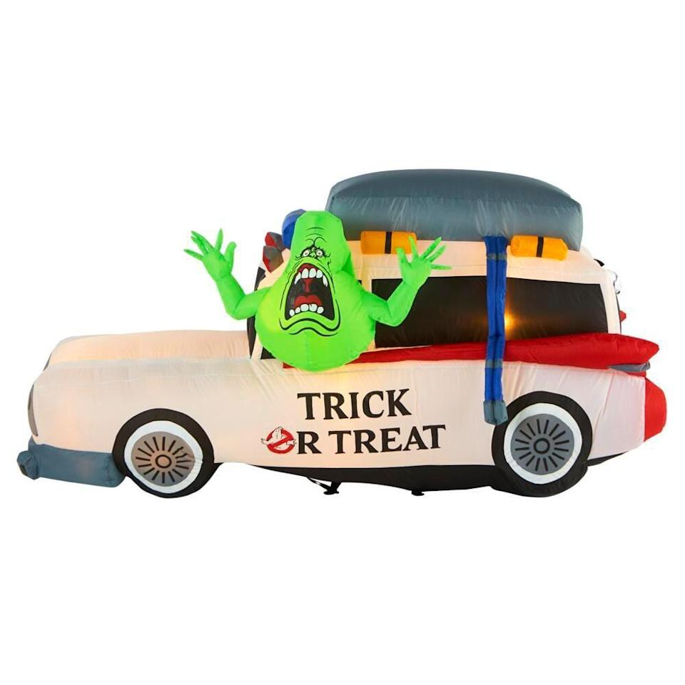 "<p>We have a feeling your little ones are going to obsess over the <span><strong>Ghostbusters</strong> Slimer Halloween Inflatable</span> ($200) long after <a class=""link rapid-noclick-resp"" href=""https://www.popsugar.com/Halloween"" rel=""nofollow noopener"" target=""_blank"" data-ylk=""slk:Halloween"">Halloween</a> passes.</p>"