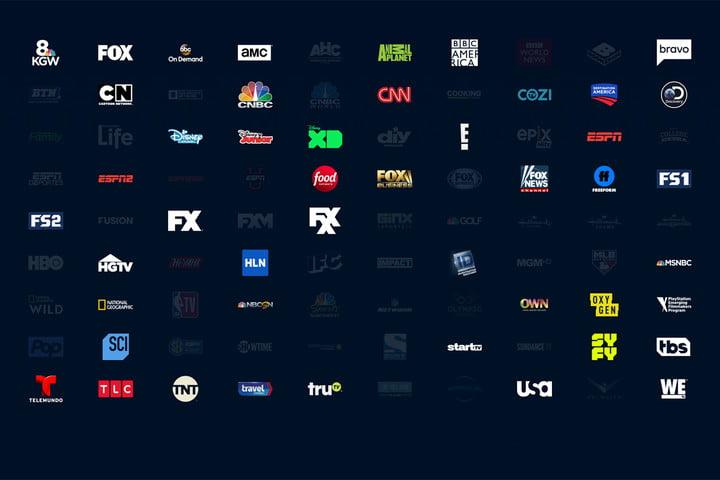 playstation vue channel guide plans features ps 2018channels access