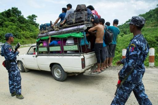 Bangladesh offers Myanmar army aid against Rohingya rebels