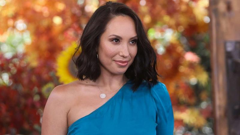'Dancing With the Stars' pro Cheryl Burke is 2 years sober