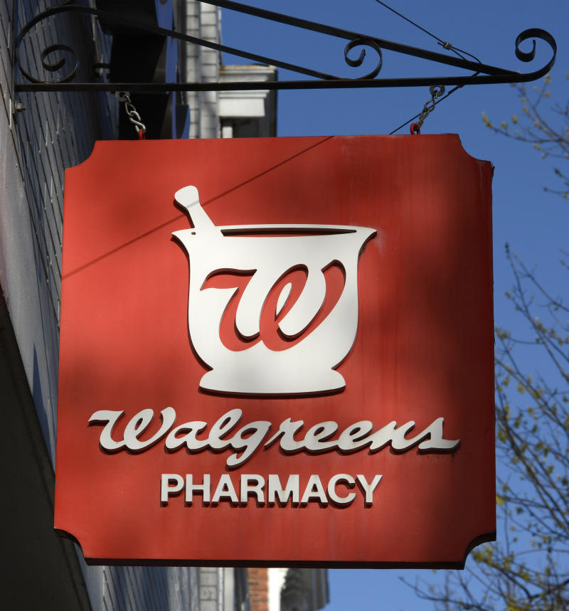 "CVS and Walgreens are accused of having ""played a role in creating the opioid crisis."" (Robert Alexander via Getty Images)"