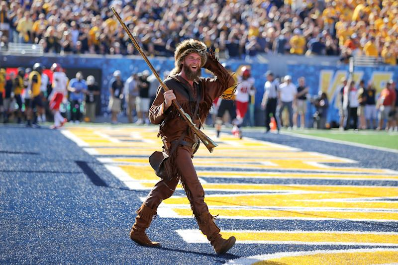 WVU mascot stripped of his duties following arrest