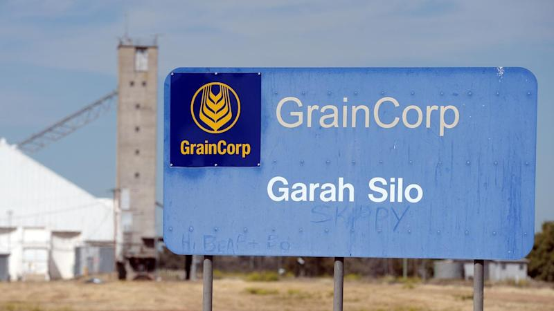 GRAINCORP STOCK