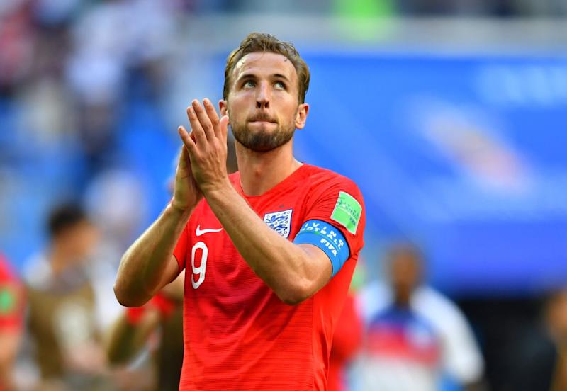 World Cup 2018: Harry Kane's name booed as he is announced as Golden Boot winner after final