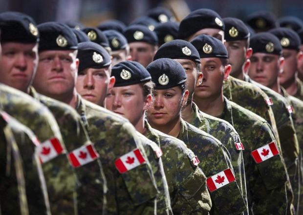 Victims of sexual misconduct not treated in 'respectful manner' by military, says auditor
