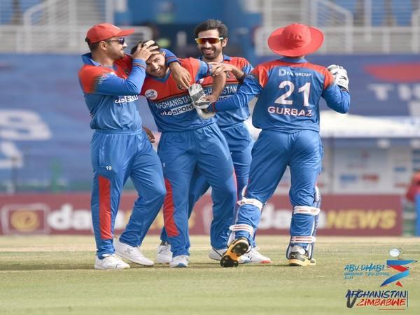 Afghanistan cricket players (Photo: Twitter/ACB)