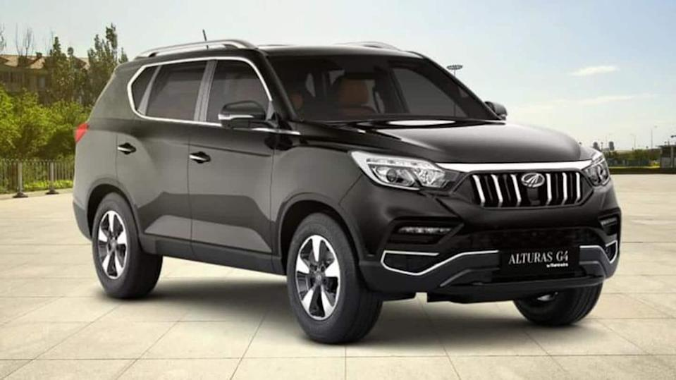 Benefits worth Rs. 3 lakh on Mahindra cars in India