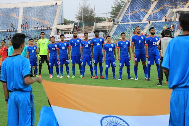 The newly appointed member of the AIFF Technical Committee wanted India to play the likes of Qatar, UAE instead of Myanmar and Nepal in friendlies..