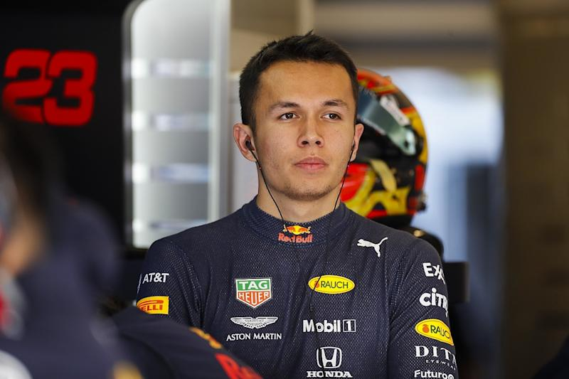 Red Bull keeps Albon for '20, Toro Rosso drivers stay