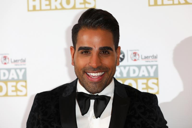LONDON, ENGLAND - SEPTEMBER 24: Dr Ranj Singh attends the St John Ambulance Everyday Heroes Awards, supported by Laerdal Medical, which celebrate those that save lives and champion first aid in communities, at Hilton Bankside on September 24, 2018 in London, England. (Photo by Tim P. Whitby/Tim P. Whitby / Getty Images for St John Ambulance)