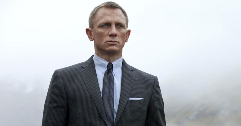 Daniel Craig injured while shooting new bond film