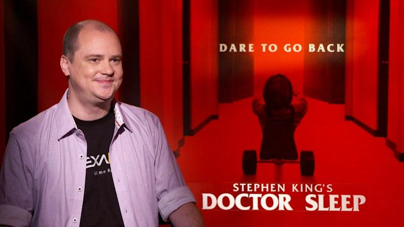 'Doctor Sleep's Director on How He Got Stephen King's Blessing to Incorporate 'The Shining' (Exclusive)