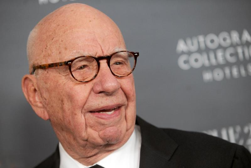 Rupert Murdoch Made $581 Million in One Day After Disney-Fox Deal