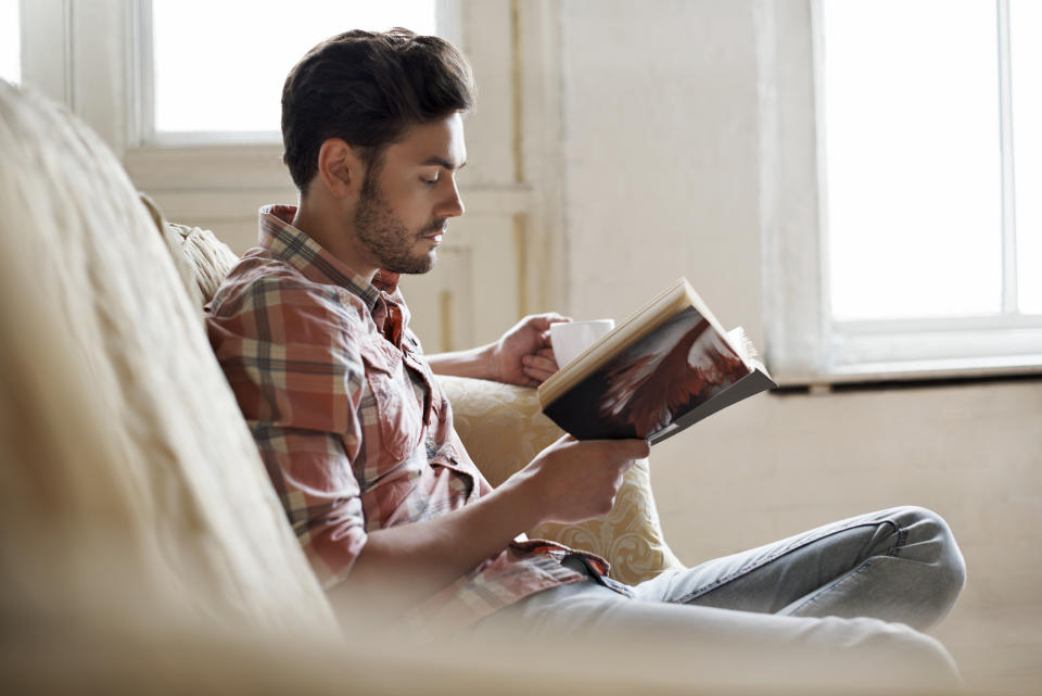Subscription services for books can help tailor reading picks to your needs and likes (Image via Getty Images).