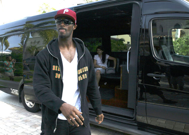 After shooting himself in the leg in a New York City nightclub, Plaxico Burress spent 20 months in a New York prison because he wasn't registered to have the firearm. (AP)
