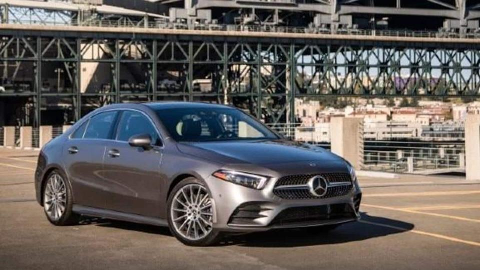 Mercedes-Benz A-Class Limousine to debut in India on March 25
