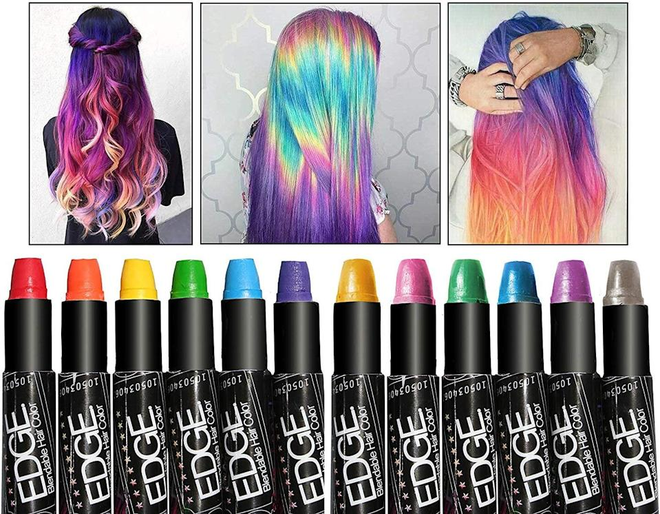 <p>If your child has been asking to dye their hair, this <span>KC Republic Hair Chalk</span> ($17) is a good way to start small.</p>