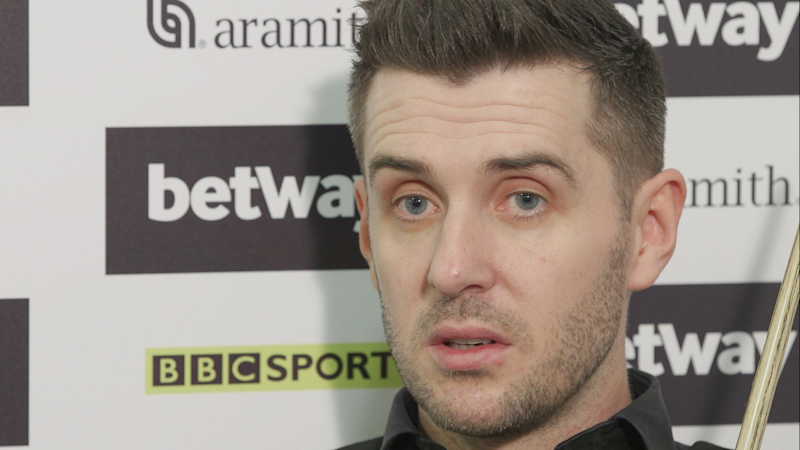Mark Selby is hoping to claim his fourth world title at the Crucible this year