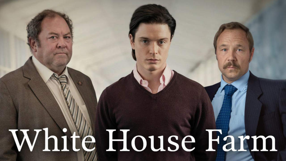 'White House Farm'. (Credit: ITV)